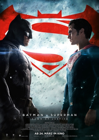 Batman v Superman: Dawn of Justice Book Cover