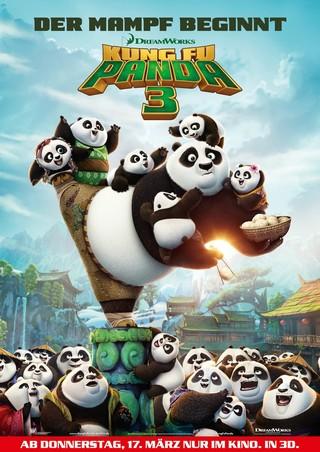 Kung Fu Panda 3 Book Cover